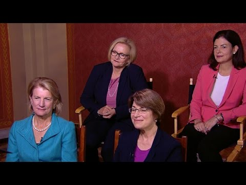 Bonds Between Female Senators That Make Washington Work