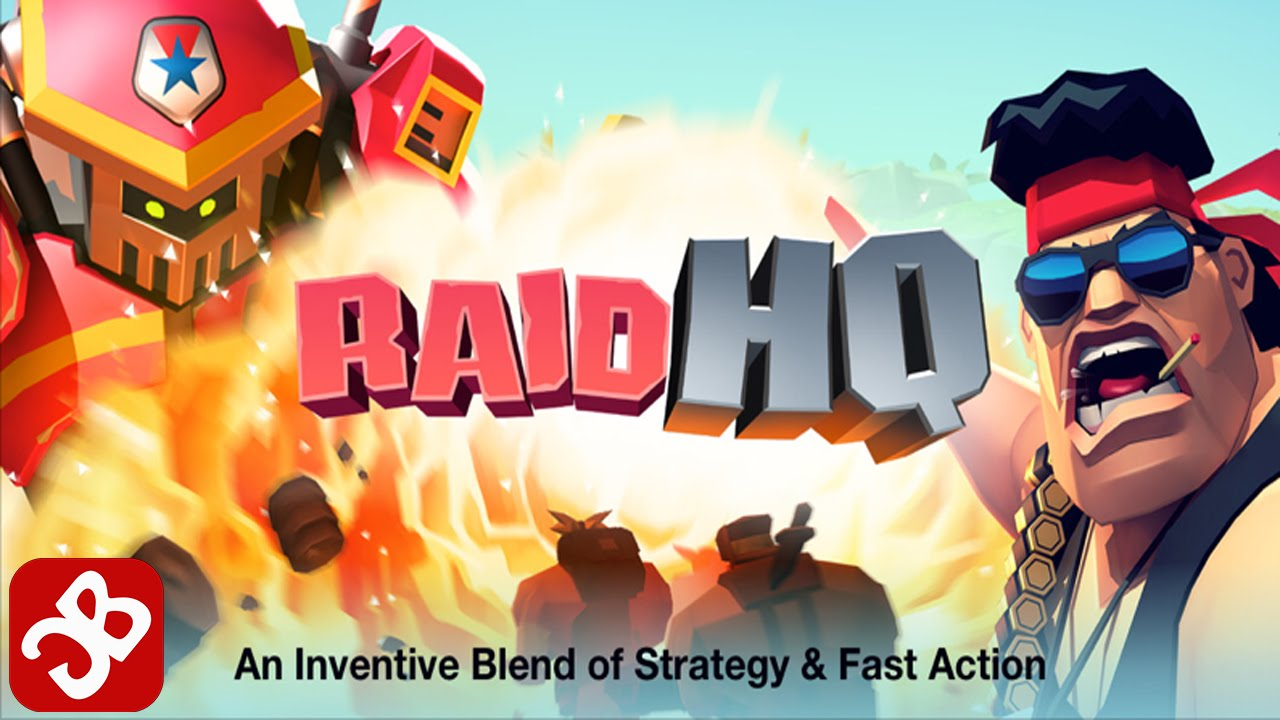 how to cheat Raid HQ