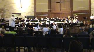 "The English Waltz (5th Mvt. ""Youthful Suite"")"