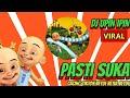 Upin ipin Main Game 🐛  Cacing Worms Zone DJ Tiktok Viral betul betul betul
