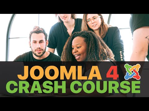 [BEGINNERS] Joomla 4 Crash Course With Helix Ultimate Template [2020 FULL COURSE]