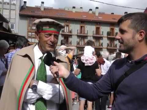 FIESTAS TORRELAVEGA 2017 FERIA DEL HOJALDRE