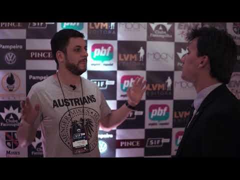 Entrevista Raphaël Lima - Clube Farroupilha