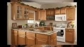 Gambar cover Ideas de color de la cocina con armarios de roble