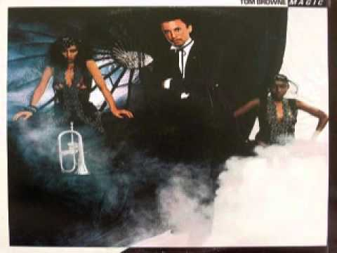 Tom Browne ~ I Know (1981)