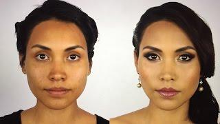 Maquillaje Clásico y Elegante con Mercedes Astorima Makeup