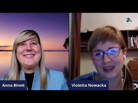 Jak poradzić sobie ze stresem i dojść do równowagi - Ania Binek i Violetta Nowacka