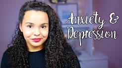 Writing (and Life In General) With Anxiety & Depression