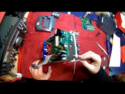 Cheap Chinese inverter drive (VFD) part 1 - tear down, inspection and safety check