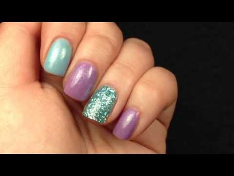 Nail Of The Day & CND Product Update