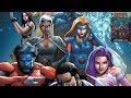 Uncanny X Men - The Rice Cakes Of Comic Books