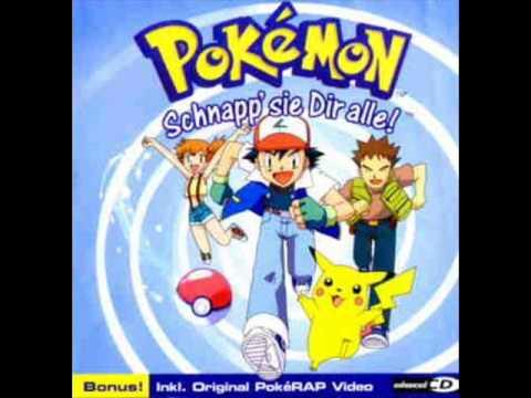 Pokémon - Schnapp' sie Dir alle! Soundtrack -12- PokéRAP (German/Deutsch)