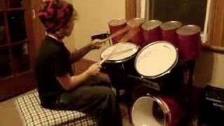 Homemade Drum kit for classproject