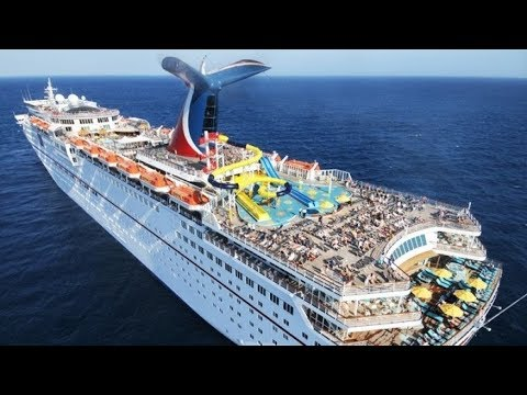 Inside The Megacruise Documentary - World's Biggest And Luxurious Cruise Ship - Prehistoric TV