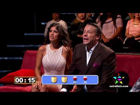Emoticoncurso con Alfredo Adame, Maria Elena Zamora y Palmeira Cruz  Noches Con Platanito