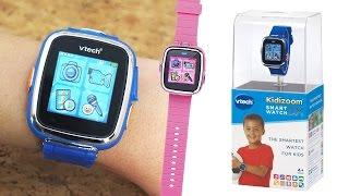Kidizoom Smartwatch DX, interaktywny zegarek dla dzieci, Vtech