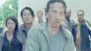 "The Walking Dead Season 6 Episode 3 Promo ""Thank You"" 6x03 Promo"