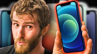 Apple iPhone 12 REACTION!