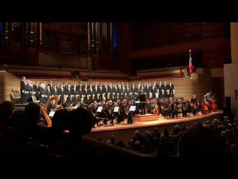 USNA Glee Club with Dallas Symphony Orchestra: Battle Hymn of the Republic