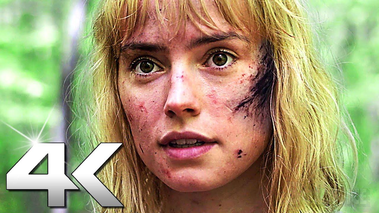 CHAOS WALKING Official Trailer 4K (2021) Ultra HD