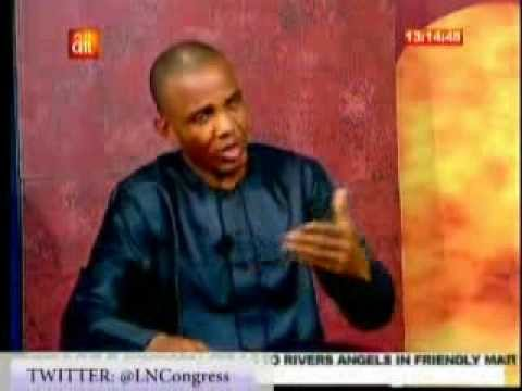 Nigeria At Crossroads Options For Reconstruction on AIT
