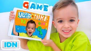 Download Vlad dan Niki 12 Game kunci baru untuk anak anak