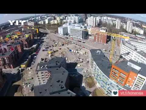 YIT Konepaja II 2017 heinäkuu
