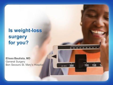 Dr. Eliseo Bautista Weight Loss Webinar Richmond, VA