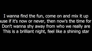 Barbie Rock 'n Royals - Find yourself in a song lyrics on screen