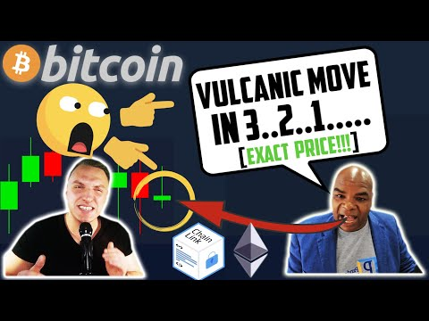 ALERT!!! VULCANIC MOVE IN 3..2..1...!!! BITCOIN, ETHEREUM & CHAINLINK!!!!!!!!!!!!! [exact Prices..]
