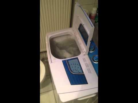 Camping Waschmaschine Single Waschmaschine Cascom