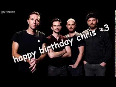 Coldplay On Crack | Happy Birthday Chris!