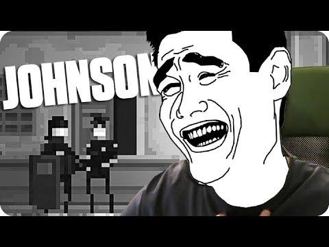 JOHNSON ¡GRAN POLICIA, MEJOR PERSONA! | ZOMBIE NIGHT TERROR #8