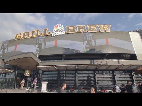 NBC Sports Grill & Brew, Universal CityWalk, Universal Orlando Resort