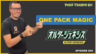 Pokémon Sun & Moon Alter Genesis One Pack Magic or Not, Episode 04 #Shorts