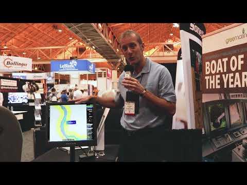 PILOT-19 - New Green Marine Monitor Revealed at International WorkBoat Show