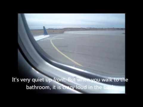 Regional Jet First Class San Francisco to Calgary