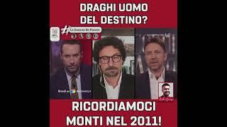 Draghi uomo del destino | #LaCongiuraDeiPeggiori - 3 feb 2021