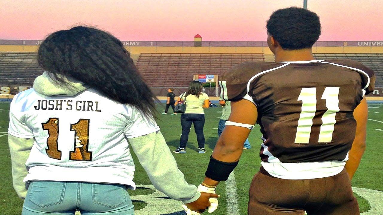 relationship goals football player