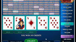 Casino Games - Video Poker - Joker Poker