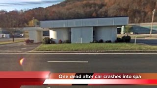 Deadly crash at GQ Spa in Dalton GA