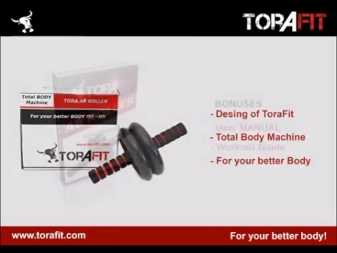 Introduction New Torafit Ab Roller On Market Best Workout Equipment For Abs