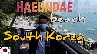 Pantai Haeundae Busan Korea Selatan