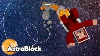 ODRZUTOWY PLECAK! - Minecraft Astroblock
