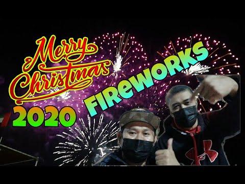 Fireworks on Christmas Day | Dec. 25, 2020 | Creek Dubai #BerongTV