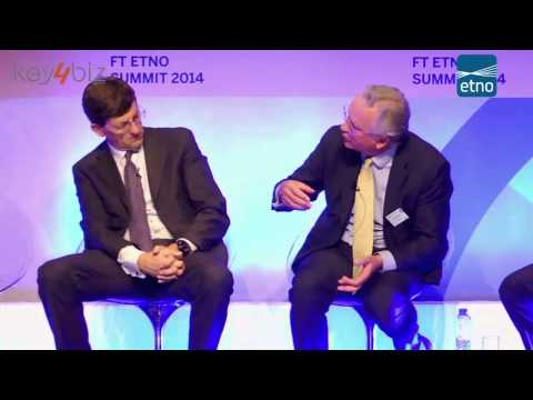 FT-ETNO Summit 2014, Panel: An Open Digital Agenda for Growth and Innovation