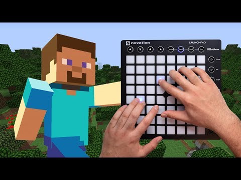 Making Music With The Old Minecraft Hurt Sound
