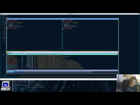 Media Center | Python/Django/JavaScript/ES6 Live Coding - Episode 19 Part 1