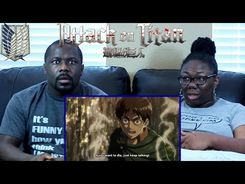 Download Attack on Titan 2x9 REACTION {Opening} episode 34