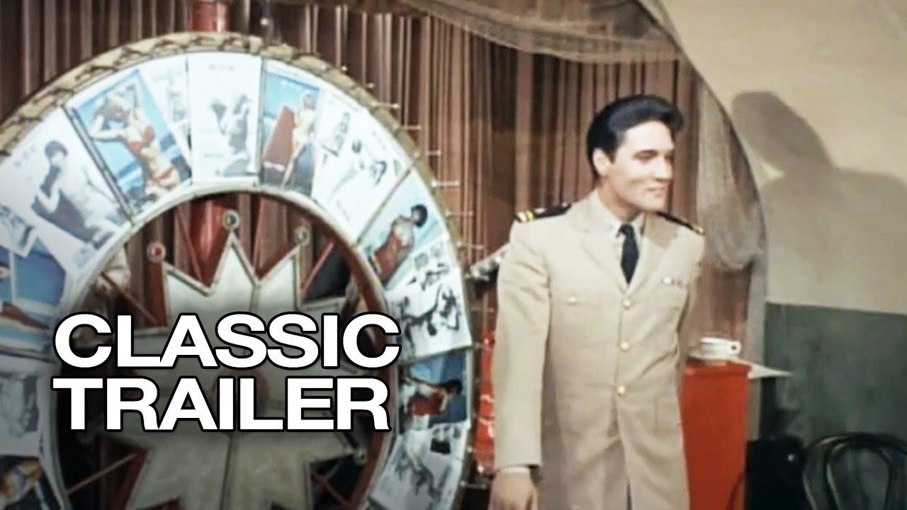 Easy Come, Easy Go (1967) Official Trailer #1 - Elvis Presley Movie HD